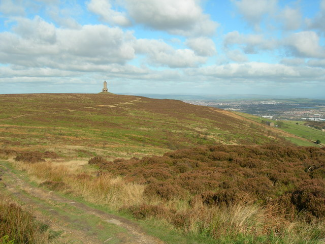 Jubilee Tower - Darwen Hill