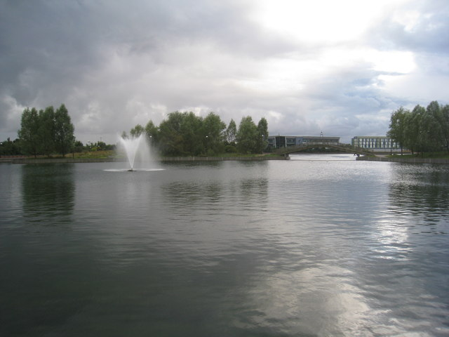 The Lake, Doncaster Lakeside (2)