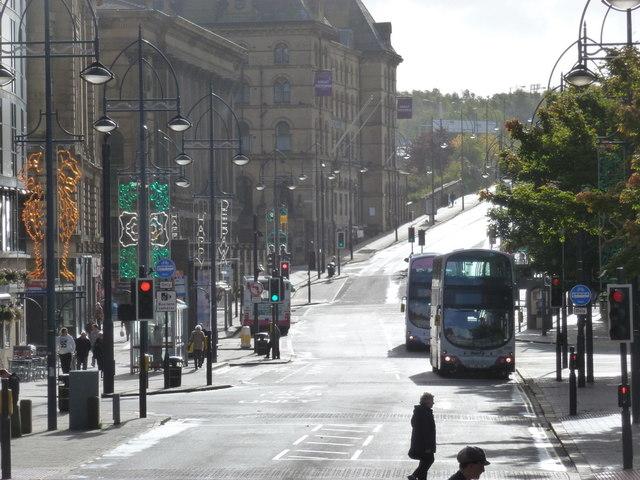 Bradford: Bridge Street