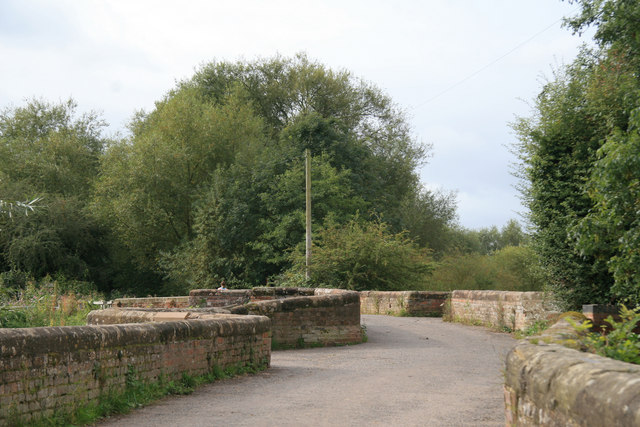 Powick Old Bridge