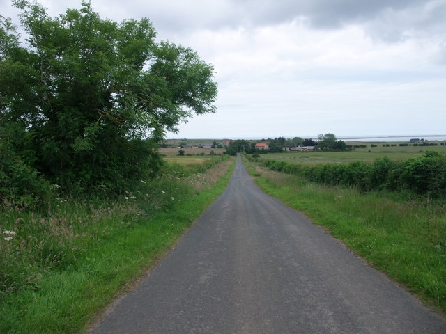Narrow Road to Fenwick