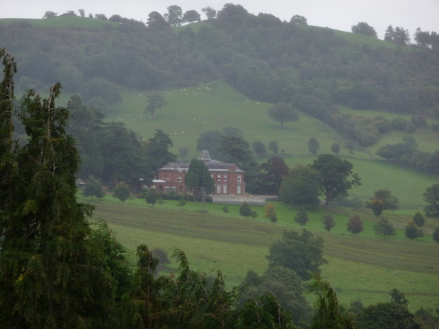 Cyfronydd Hall