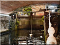 SJ8498 : Rochdale Canal, Lock#82 by David Dixon