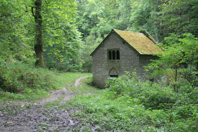 Pump house, Fishpool Valley