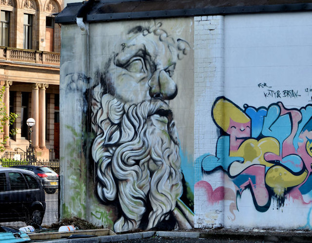 Mural, Corporation Street, Belfast (5)