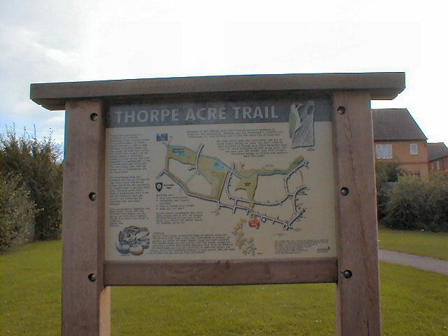 Thorpe Acre Trail