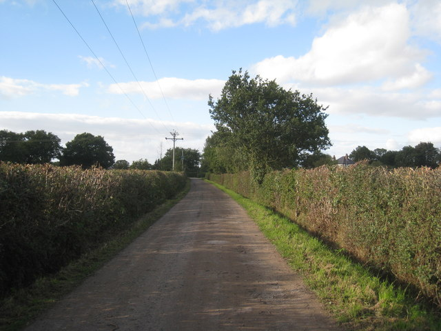 Folly Lane, North Scarle (2)