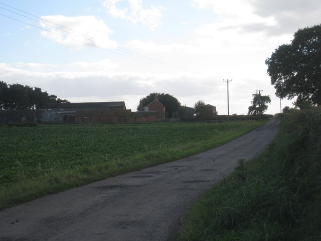 Mill Farm, Besthorpe