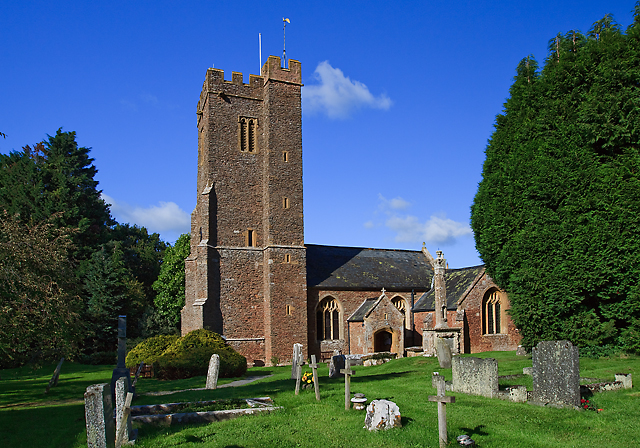 St Edward's church, Goathurst