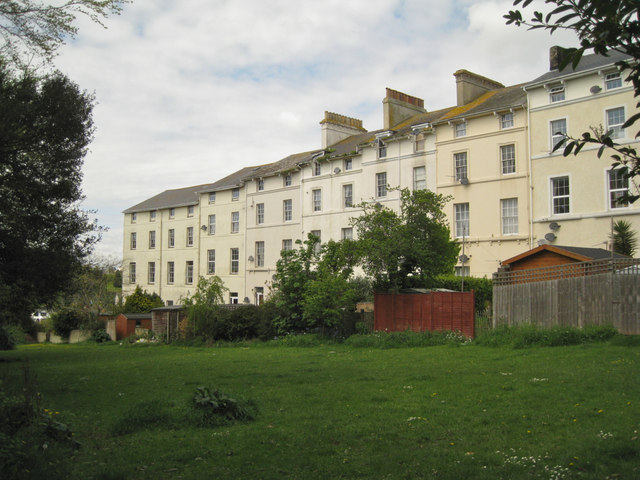 Barnpark Terrace