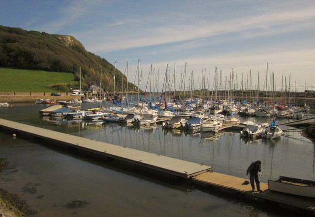 Axmouth Harbour