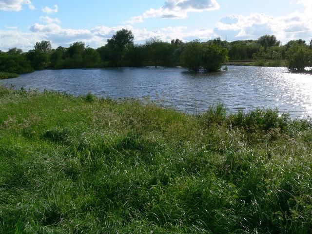 Lake at the Celtic Lakes Resort