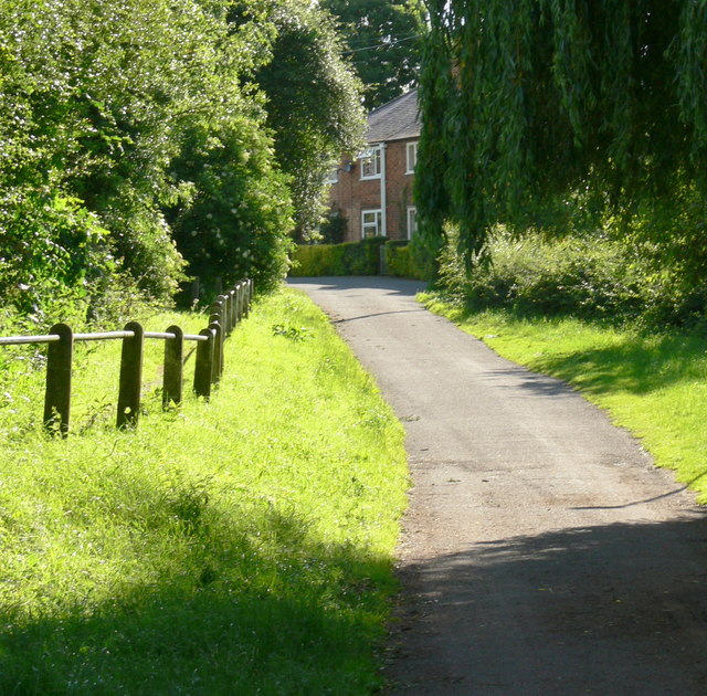 Frisby on the Wreake: Mill Lane