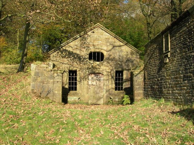 The Well House - Hollinshead Hall (2)