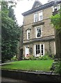 SK3059 : Elegant house at Matlock, Derbyshire by Derek Voller