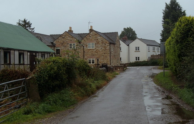 Lambhouse Lane, Shottlegate