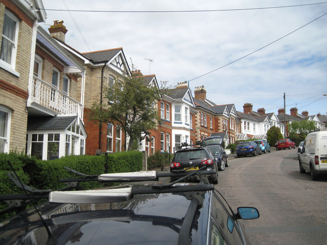 Southwest end of Haldon Avenue