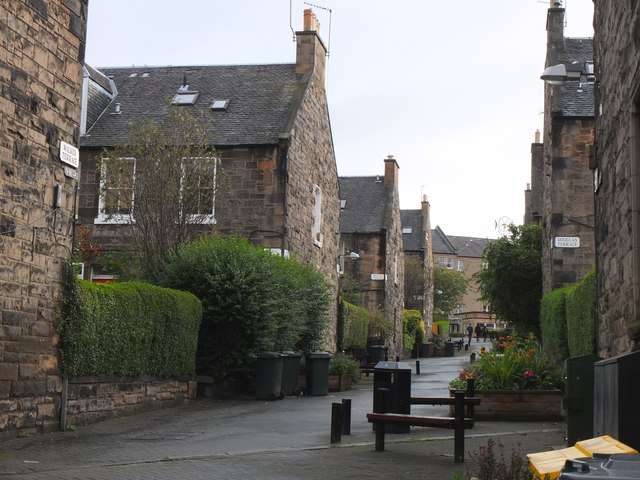 Dalry Place, Edinburgh