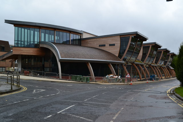 New Law School building, Durham University