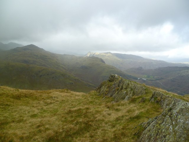On Wetherlam Edge