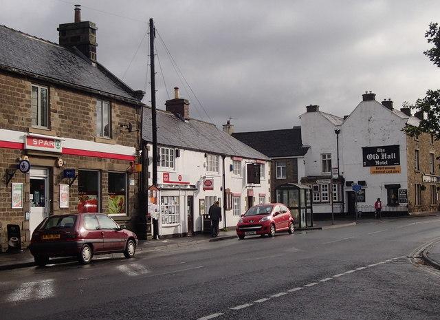 Village street, Hope
