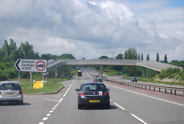 A55 road (Great Britain)