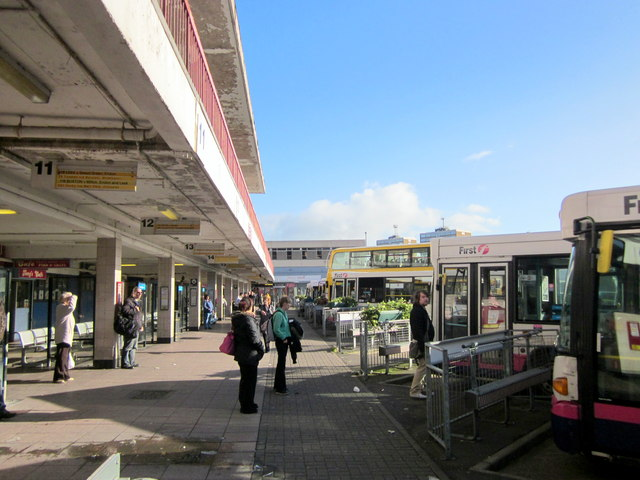 Hanley Bus Station