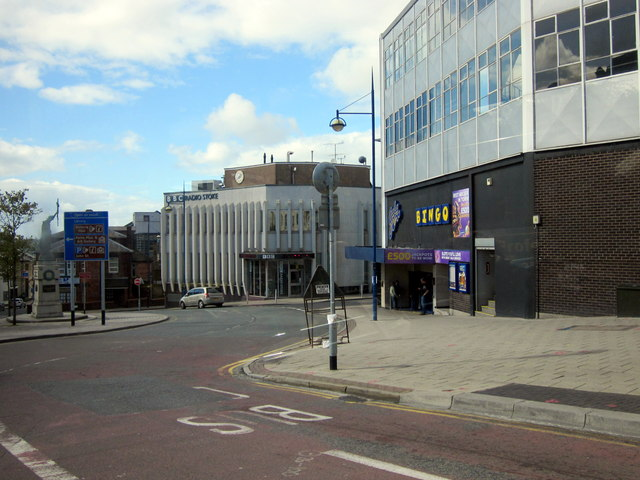 BBC Radio Stoke, Hanley