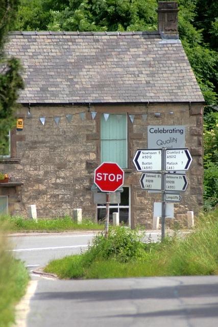 Grange Mill Crossroads