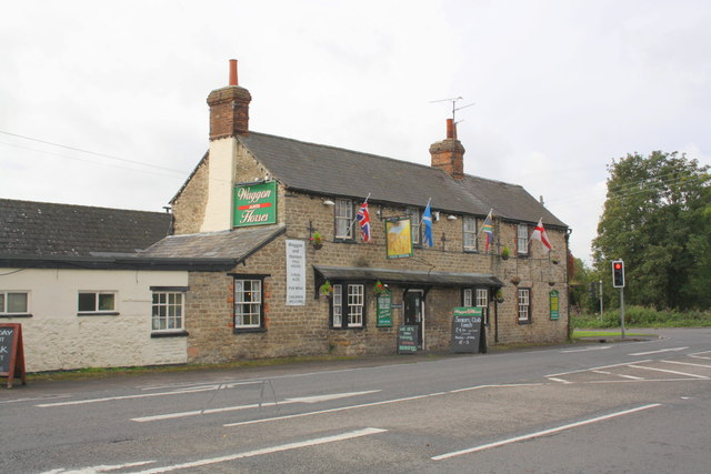 Waggon and Horses public house