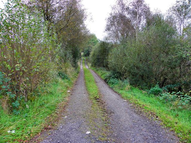 Lane, Garvallagh