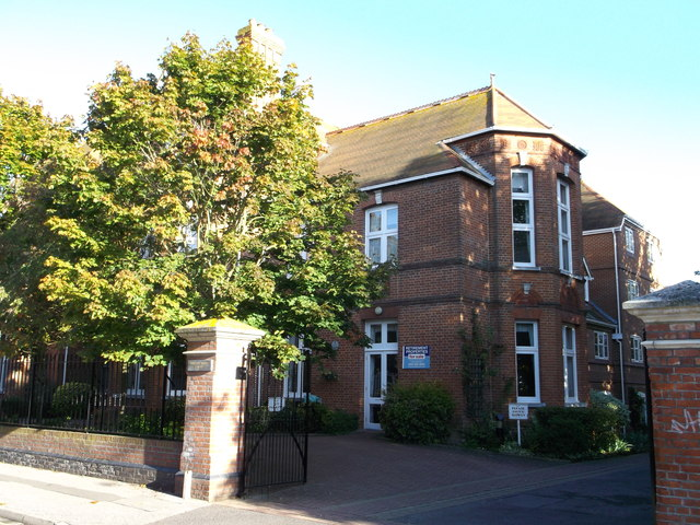 Former William Gibbs School, Faversham