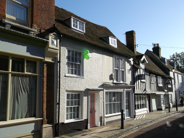 No 73 and 74, West Street, Faversham