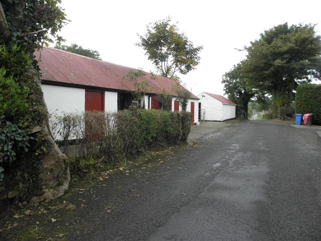 Out-houses, Letfern