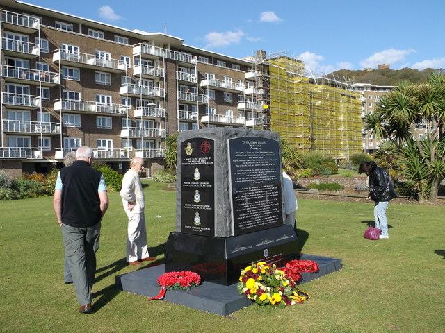 Operation Fuller Memorial, Dover