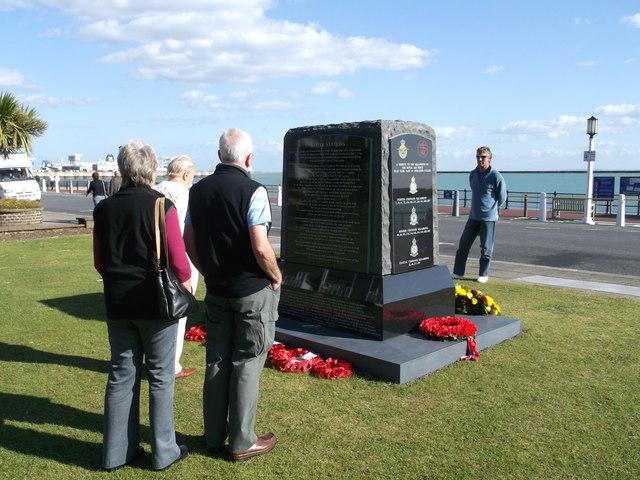 Operation Fuller Memorial, Dover (2)