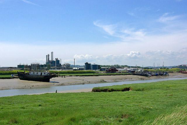 Industry, Rye Harbour