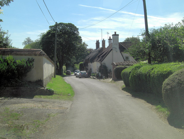 Cottages at West Stratton