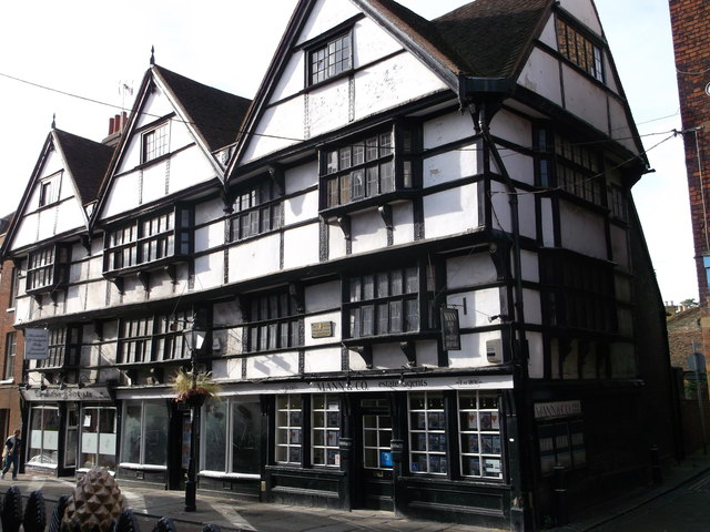 No 150, 152 and 154, Rochester High Street