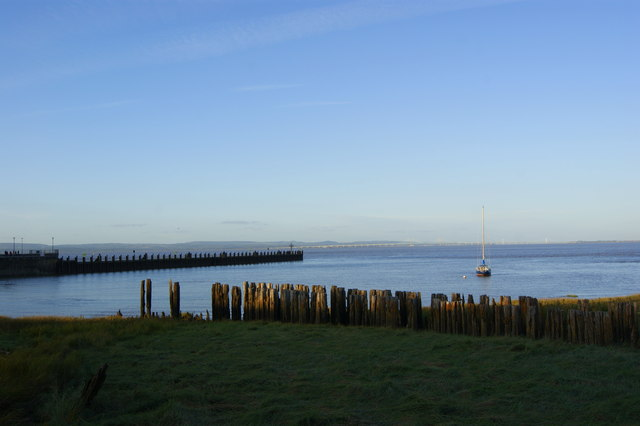 Looking towards the Severn Bridges