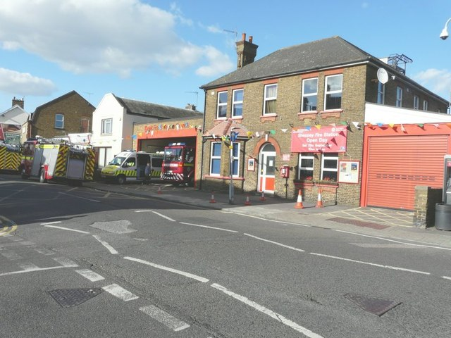 Sheerness Fire Station