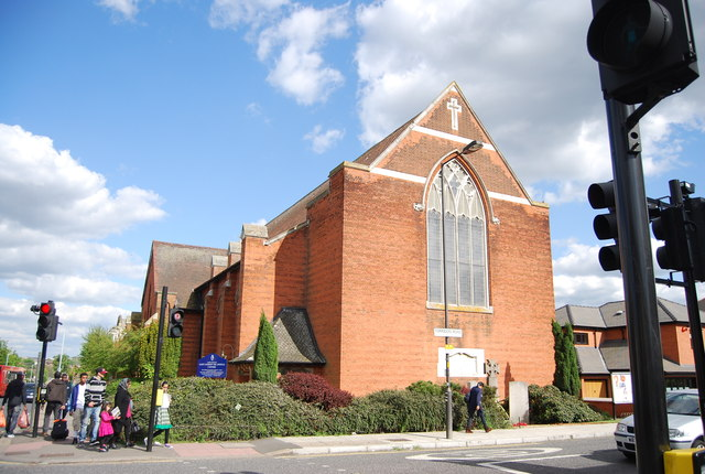St Andrew's The Apostle, Catford