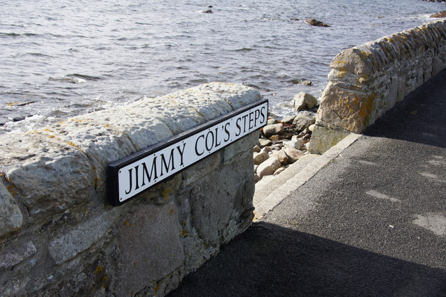 Jimmy Col's Steps, Ayre of Clickimin, Lerwick