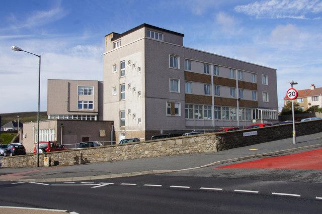 Gilbert Bain Hospital, Lerwick