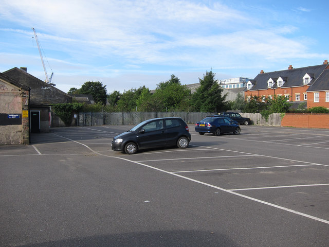 Cambridge station car park