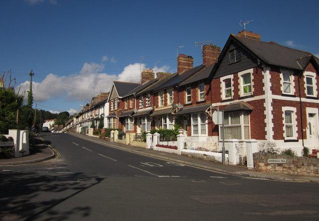 Sherwell Lane, Torquay