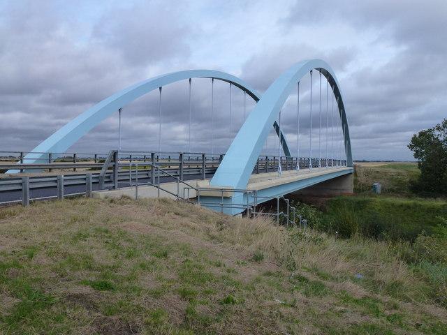 Car Dyke Bridge, Eye near Peterborough