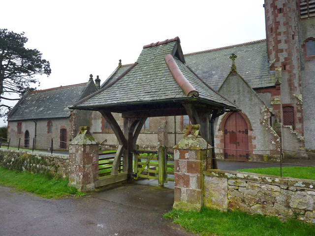 St Paul's Church, Irton, Lychgate