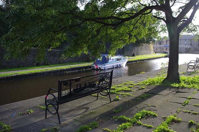 Lancaster Canal near Penny Street Bridge