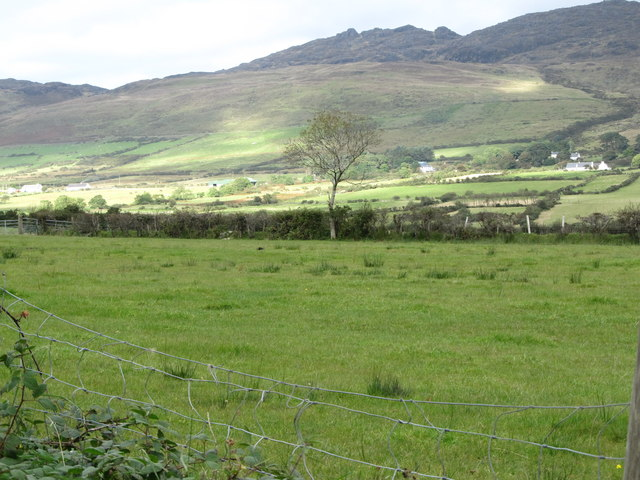 Farmland in the Townland of Ballygoly